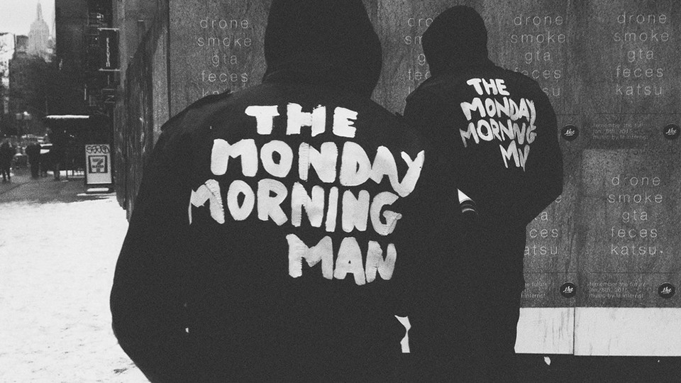 Monday Morning Man
